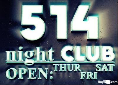 514 Resto Bar/ Night Club