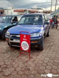 Blue Rav4 for sale in Kigali
