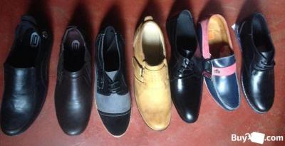 Leather shoes for men on sale in Kigali