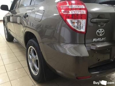 Automatic Toyota RAV4 2008 for sale