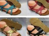Nice sandals with leather straps for sale