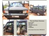 Land Rover Discovery 98 for sale Kigali
