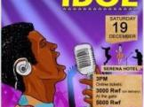 HIgh School Idol (Event in Kigali)