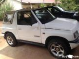 Suzuki Vitara, soft top jeep for sale