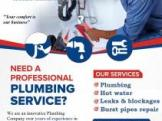 PLUMBING INSTALLATION and MAINTENANCE